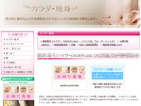 大阪雅美容外科のサイト